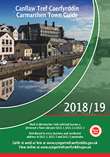 Carmarthen Town Guide